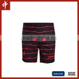 no moq sublimation compression hot pants, customized rugby kit,heat tranfix sublimation shorts