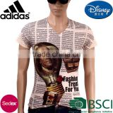 sublimation printing t shirts