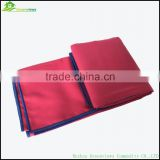 Microfiber towel for travel sports polyester towel backpacking camping beach gym swimming microfiber towels wholesale