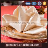 5 star hotel sanitary napkin with negative ion and printed table napkin