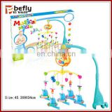 Electric baby musical mobile toy for baby sleeping toy
