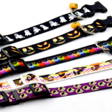 Pet Collars Halloween dog cat