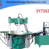 SY7502 paver machine color paver brick making machine