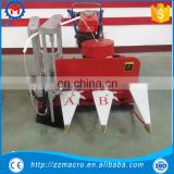 1200mm Gasoline mini paddy rice and wheat cutting machine rice cutter wheat rice reaper binder machine