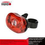 Bicycle lamp taillight/patch chip flash/safety indicator