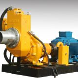 WASTEWATER PUMP / ELECTRIC / VACUUM-ASSISTED PRIMING / CENTRIFUGAL PUMP