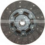 Factory Price Japanese Truck Parts J05C Clutch Disc HND041U for hino spare parts