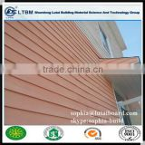 10mm thickness calcium silicate-Brick grain exterior wall board