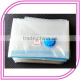 Eco-Friendly Feature vacuum space compressed storage bag for quilts ,Bedding Use and Stocked vacuum bag