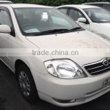 RECYCLED CAR FOR SALE IN JAPAN FOR TOYOTA COROLLA 4D G NZE121 (HIGH QUALITY AND GOOD CONDITION)