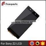 New arrival lcd screen for Sony Xperia Z2 lcd digitizer