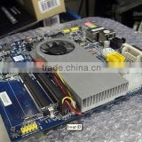 Industrial Motherboard Intel Atom Dual Core CPU D525 MINI ITX Mainboard Intel Atom D525 Dual Core 1.8ghz