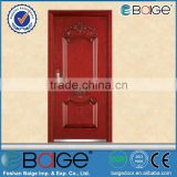 BG-A9061 New turkey design steel wooden armored doors