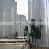 Side entry agitator mixing equipment petroleum tank mixer Industrial cooking pots with mixer