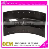 Brake shoe manufacturer for volvo truck spare parts/volvo truck spare parts made in China