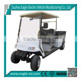 electric utility cart,EG2049HCX, with manual lifted cargo bed, 450kgs loading capacity, CE