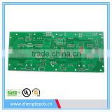 Aluminum Based 94v-0 led lighting pcb with RoHS Mark/ lead free hasl led display pcb board