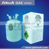 DISPOSABLE CYLINDER&ISOTANK REFRIGERANT GAS HFC-134A FOR PORTABLE AIR CONDITIONER
