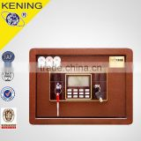 2015 fashion electronic Hidden Wall Safe Box with best quality