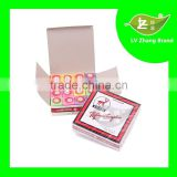 Deer brand Hot sale 454g/box,1/8oz/piece,Many kinds of color synthetic camphor tablet