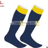 Healong Latest Any Size Logo Soccer Football Sportswear Socks Design