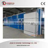DOT-F1 Durable spray booths are furniture paint booths with high quality and resonable price