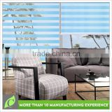 Latest designs Indoor use Window use one way window blinds zebra blinds