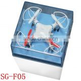 2.4G mini size quadcopter with protection frame