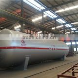 high capacity used lpg tank trailer LPG gas tanks sale to Africa10-100cubic