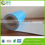 Blue Release Film Double Side Heat Transfer Custom Thickness Rolled Thermal Conductive Adhesive Tape