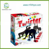 Funny twister game mat for sale twister toys