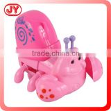 Funny toy animal wind up plastic snail for kids