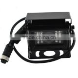 Hot 700TVL Waterproof 1/3 Sony Ccd Wide Angle Night Vision Infrared Car Back Camera With Audio