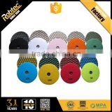 ROBTEC Diamond Tools Diamond Flexible Polishing Pad