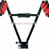 New Design Tow Ball Hitch Bike Carrier 3 Bike SUV Trunk Rack