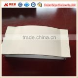 Custom 6063 Aluminum Curtain Rail Track Channel
