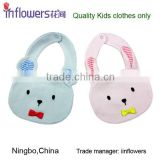 wholesale baby clothes cute baby apron bib