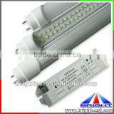 LED tube with lamp holder,SMD2835 T8 led tube series