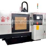 JINKA CNC Router/engraving /MINI desktop mould cutting machine for metal working lower price higher quality