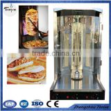 High Speed Electric Meat Roasting Machine Chicken Oven Grill Machine Turkey Barbecue Furnace for Sale