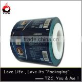 food packaging cellulose film