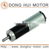 24v small dc worm gear motor RC-395 motor 28mm gear box with