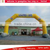 Best selling finish inflatable arches/ Inflatable Arch Sport arch/ giant advertising inflatable arch