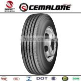 Best Quality Volvo Truck and Bus Tire with Label Reach Emark 295 80r 22.5 tires