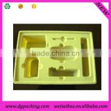 custom high quality soft protective electronics packing tray&solid color electronics tray
