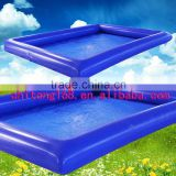 Hot Selling Giant Inflatable swimming pool For fun                                                                         Quality Choice