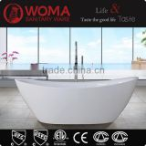 FOSHAN Beautiful Acrylic Bath tub Freestanding indoor bathroom tub