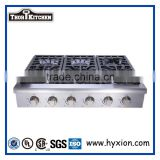 CSA approval Hyxion 30'' NG/LP induction cooktop stoves for sale