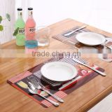 placemat high quality cheapest price promotion plastic pp place mat                                                                         Quality Choice