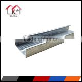Office Wall Partition Galvanized Stud C Channel Track U channel